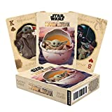 AQUARIUS Star Wars The Mandalorian The Child Playing Cards, Multi Color (52743)