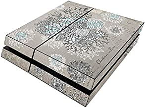Christmas in Paris Skin Compatible with Sony Playstation 4 System - Ultra Thin Protective Vinyl Decal wrap Cover