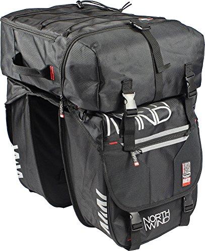 Northwind 3-fack Packtaschenset 50L sw