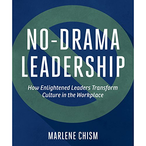 No-Drama Leadership audiobook cover art