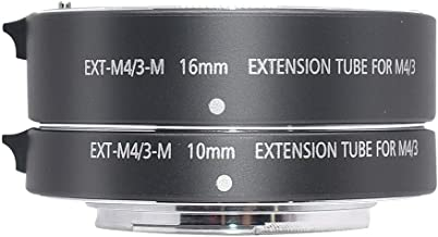 Best Mcoplus EXT-M4/3-M 10mm 16mm Automatic Extension Tube for Olympus Panasonic Micro 4/3 System Camera Review