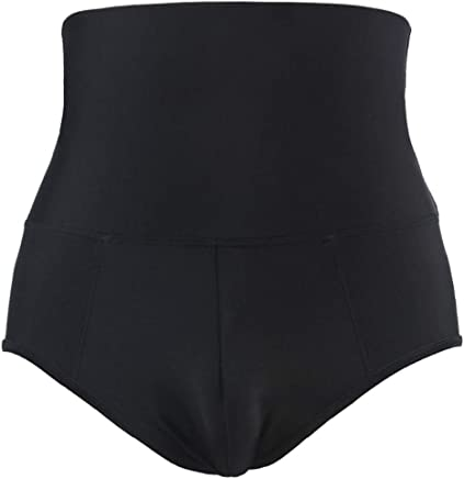 7e47f3ecaf8d Wondermiracle Men s Shapewear Tummy Control Abdomen High Waist Underwear  Sculpting Anti-Curling Trainer Slimming Body
