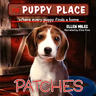 Puppy Place #8: Patches audiobook cover art