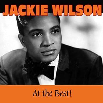 Jackie Wilson sings the blues