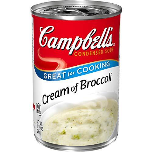 Sopa Concentrada Creme de Brócolis Campbell'S Lata 295g