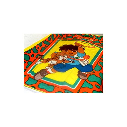 Sac de couchage transformable en plaid Go Diego Go!Dimensions 75x 150 cm 100%Polyester