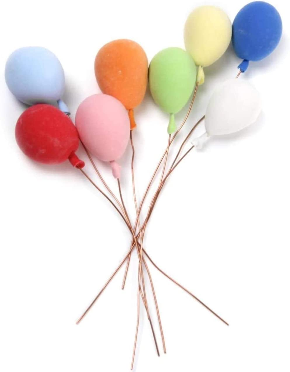 TONG 1 12 Dollhouse Max 63% 67% OFF of fixed price OFF Miniature Mixed Gift Color Foam Balloons