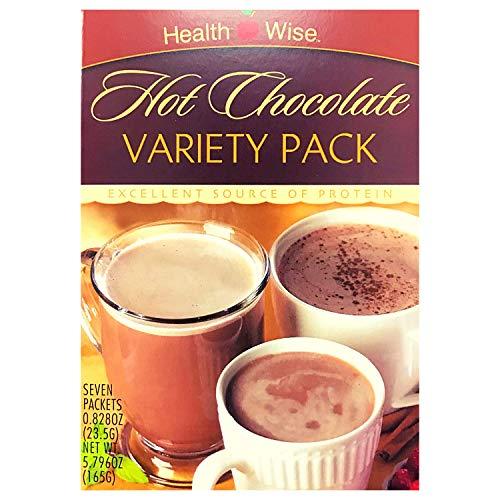 Healthwise - Hot Chocolates (Variety Pack - Hot Chocolate)