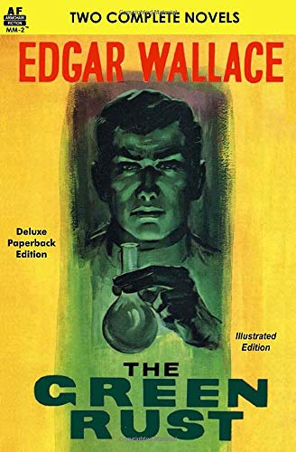 The Green Rust & The Clue of the Twisted Candle (Mammoth Mystery Double Classics)