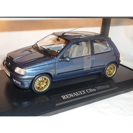 Norev Renault Clio Williams 1993 Blau 1 Generation 1 18 Modellauto Modell Auto Spielzeug