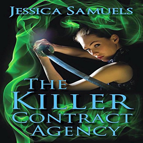 The Killer Contract Agency audiobook cover art
