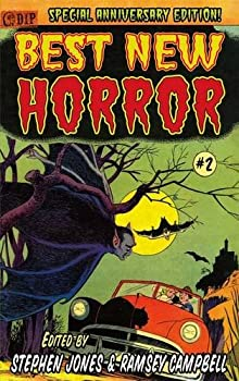Best New Horror #2 1848637969 Book Cover