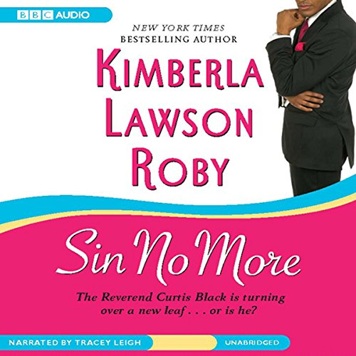Sin No More audiobook cover art