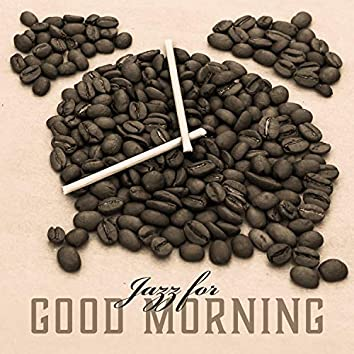 Friday Good Vibes - Jazz for Good Morning, Positive Start of the Day