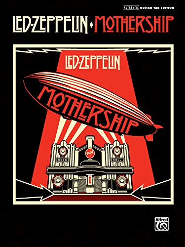 Led Zeppelin: Mothership: Authentic Guitar Tab