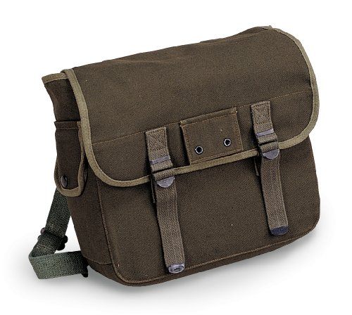 Stansport Mussette Bag - O.D, Olive Drab