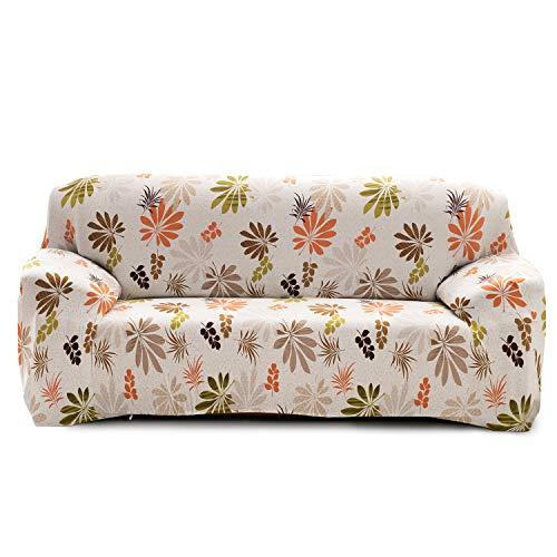 Cornasee Funda de sofá Elastica 4 plazas,Cubierta de...