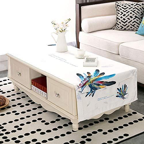 Creek Ywh Manteles Manteles para Muebles De Patio Manteles De Mesa para Fiestasestilo Nórdico Ins Mesa De Café Mantel Impermeable Sala De Estar Tela Mantel Gabinete De TV Mantel Rectangular IKEA