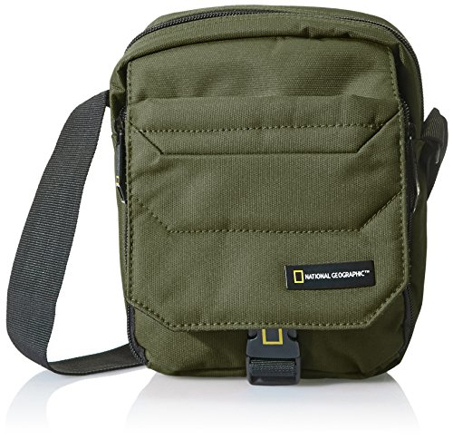 National Geographic Pro Central avec poche avant ajustable Utility Bag Sac 0 11 khaki