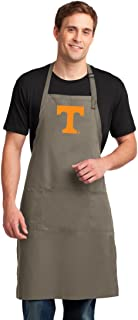 Broad Bay Tennessee Vols Apron Large Size University of Tennessee Aprons for Men or Women