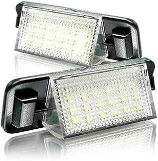 Light Delux LED /éclairage de plaque min/éralogique avec autorisation 030608/en V