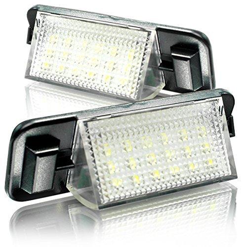 LED Kennzeichenbeleuchtung Canbus Module mit E-Zulassung V-030113