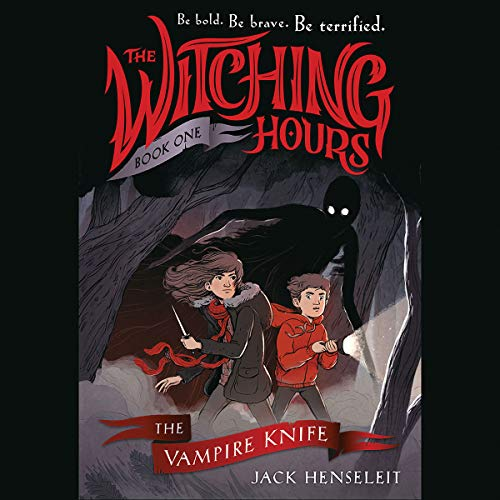 The Witching Hours: The Vampire Knife                   By:                                                                                                                                 Jack Henseleit                               Narrated by:                                                                                                                                 Kathleen McInerney                      Length: 3 hrs and 37 mins     1 rating     Overall 4.0