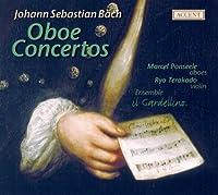 Oboe Concertos by J.S. BACH (2005-07-26)