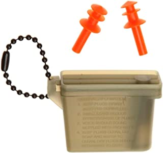Tac Shield GI Ear Plugs Hearing Protection with Case