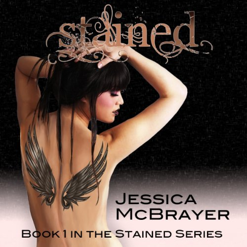 Stained audiobook cover art