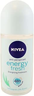 Nivea Energy Fresh Roll-on Deodorant - 50 ml