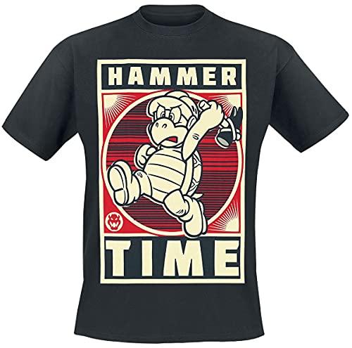 Super Mario Camiseta Hombre Hammertime...