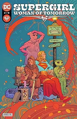Supergirl: Woman of Tomorrow (2021-) #2 (English Edition)