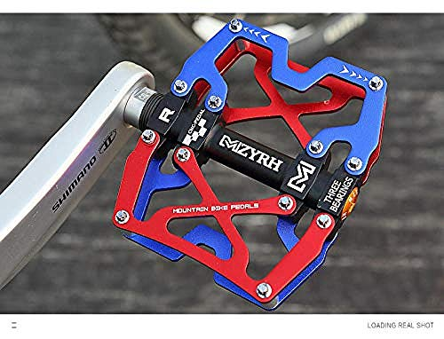 Bike Pedaal CNC voor BikingBicycle Pedaal Mountainbike Palin + DU-structuur chroom molybdeen staal licht vouwfiets pedaal zwart