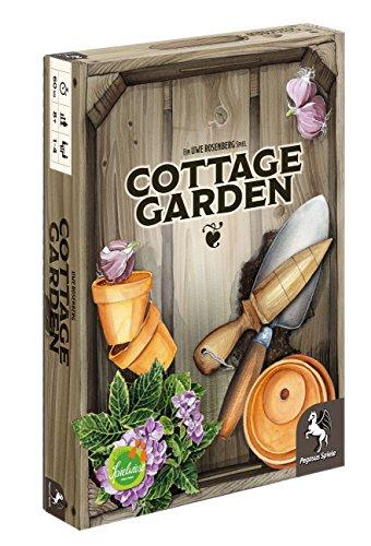 Pegasus Spiele 59000G - Cottage Garden (Edition Spielwiese)