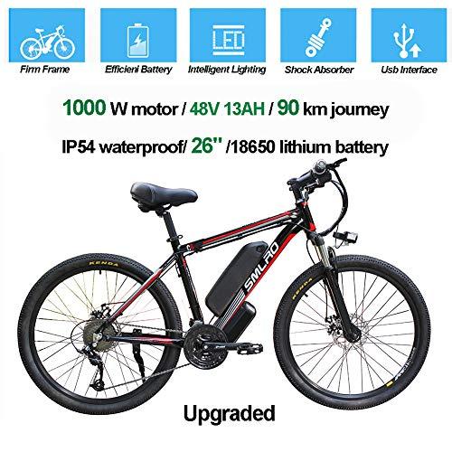 Bicicletas Electricas 29 500W Marca Hyuhome
