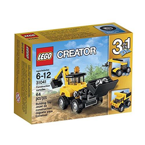 LEGO Creator Construction Vehicles 31041 by LEGO