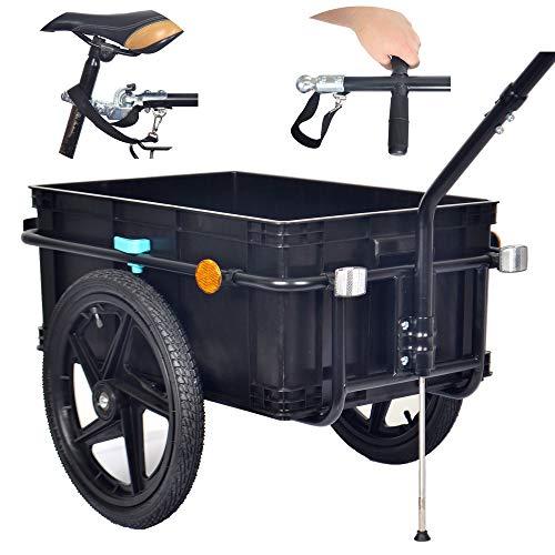 Carretto rimorchio e carrello manuale TIGGO 16