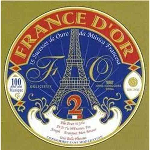 France D'Or Volume 2 [CD]