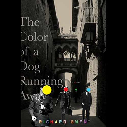 Page de couverture de The Color of a Dog Running Away