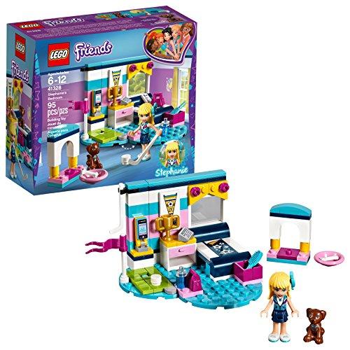 LEGO Friends Stephanie's Bedroom 41328 Building Set (95 Piece)
