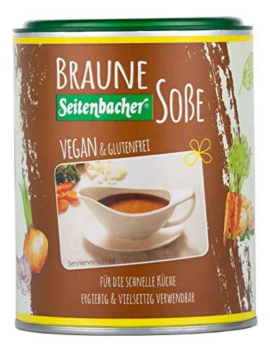 Seitenbacher Braune Sosse, 6er Pack (6 x 130 g Packung)