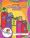 Lectura Inicial | Aprendiendo a Leer | Actividades para niños de 4 años en español