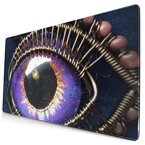 Mouse Pad Non-Slip Rubber Gaming Mouse Pad,-Mysterious Eyes