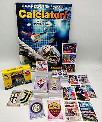 GS1 Calciatori Panini 2019 2020 Album + Set Completo Figurine + aggiornamenti C1 C23