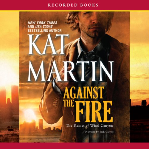 Against the Fire audiobook cover art