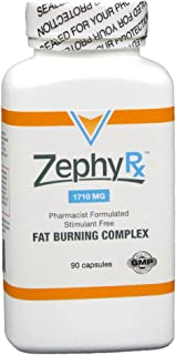 ZephyRx - Newest and Most Potent All-Natural Weight Loss Formula - Pharmacist Formulated