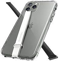 KRISTALLKLARE iPHONE 11Pro Max HÜLLE: Eine elegante iPhone Handyhülle aus hochwertigem TPU-Material, die einen glasklaren Rundum-Schutz für Ihr Handy bietet. MEHR SICHERHEIT: Zwei ultra-dünne & elastische Fingerhalterungen ermöglichen einen sicheren ...