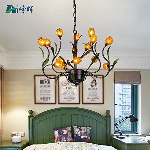 Quietness @ Ciondolo illuminazione LED moderno lampadario industrie creative Loft lampadario per sala da pranzo Camera da letto Soggiorno magazzino 35 lampada da testa