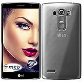 mtb more energy® Schutz-Hülle Clear und Slim für LG G4S / LG G4 Beat (H735, 5.2'') - transparent - flexibel - TPU Case Schutz Hülle Tasche